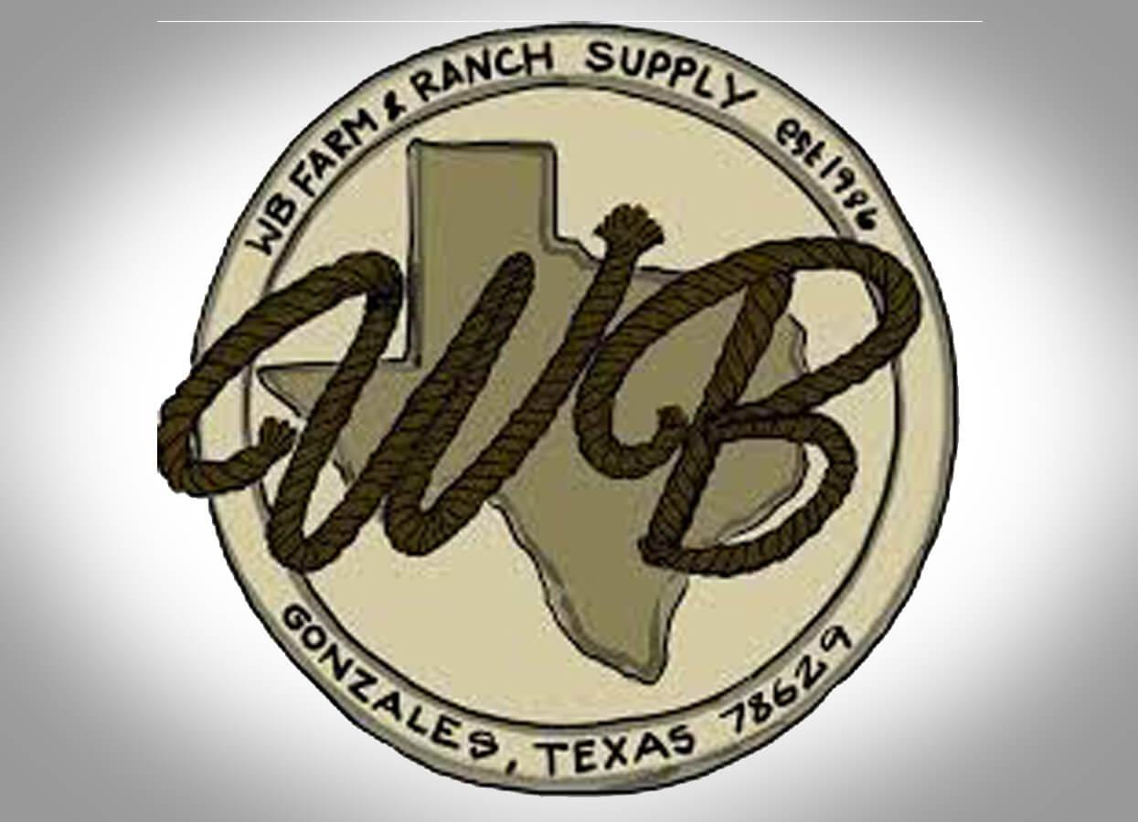 W B Farm and Ranch Supply Logo